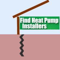 Find Heat Pump Installers Logo