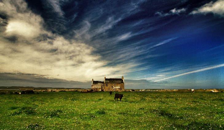 A Scottish Northern View. Heat Pump Installers Northen Scotland